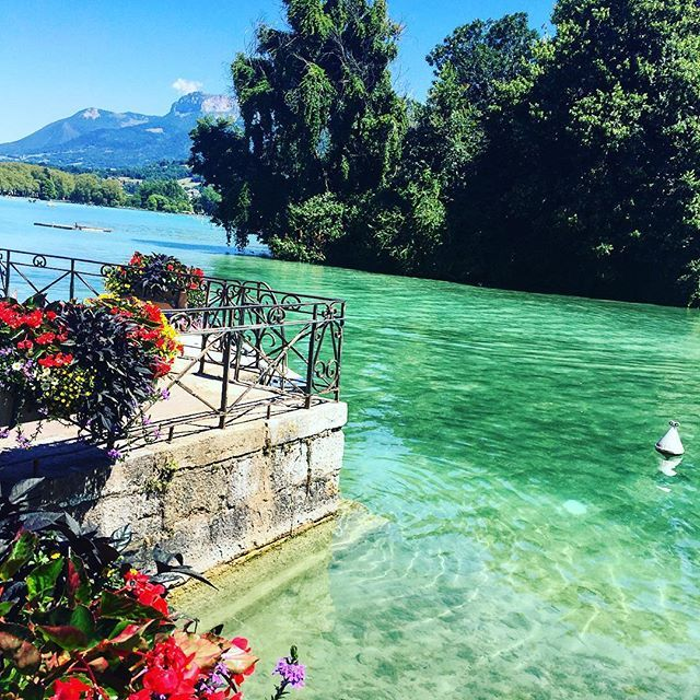 Moon Brasserie Restaurant, Lac d\'Annecy, France