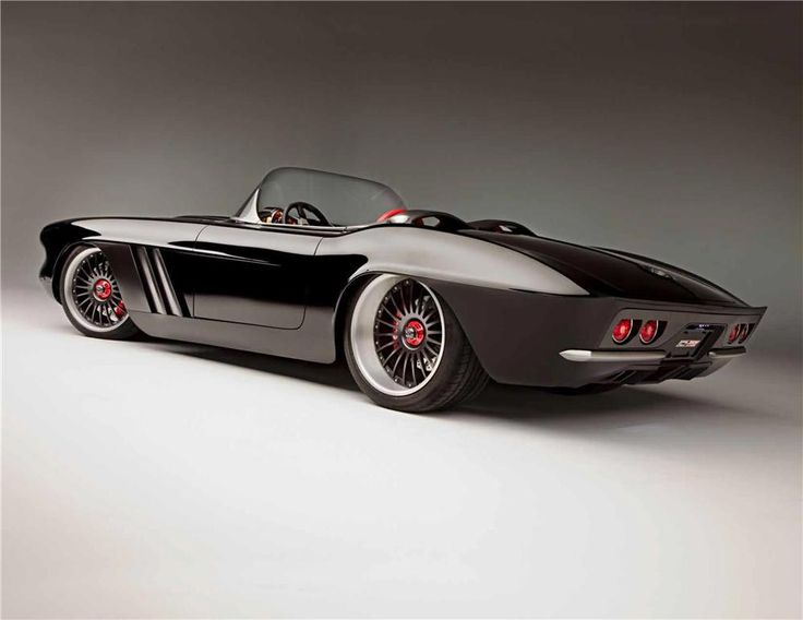 1962 C1RS Roadster