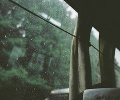 rain.. | via Tumblr