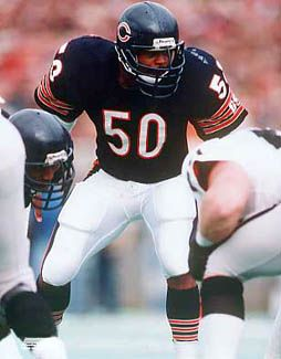 Mike Singletary Bears Classic c.1985 Hall of Famer #chicagobears