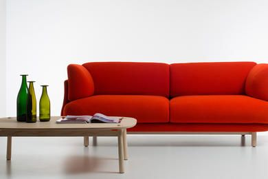 PEG Sofa by Nendo. Discover the collection of sofas and armchairs on Cappellini website.