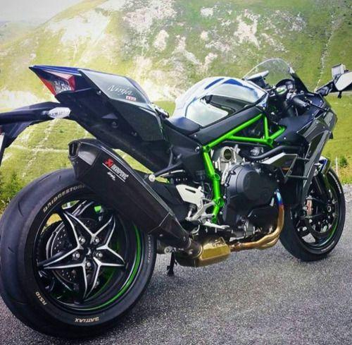 motorcycles-and-more:  Kawasaki Ninja H2