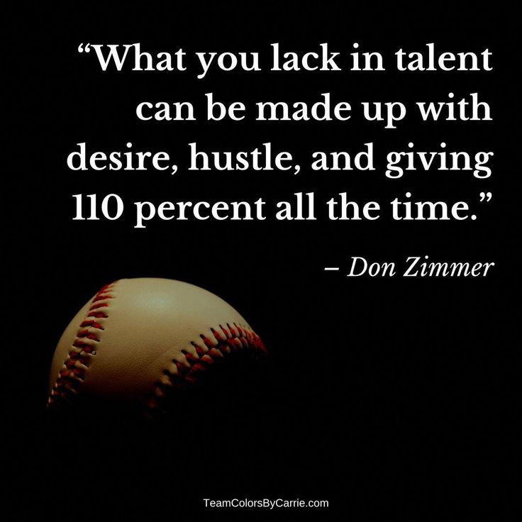 Wise words on working hard from baseball great Don Zimmer