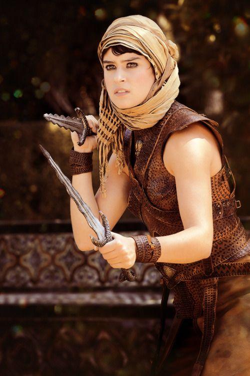 Game of Thrones: Tyene Sand