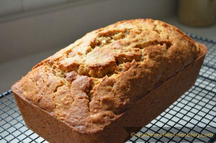 Mom's Zucchini Pineapple Bread | Recipe