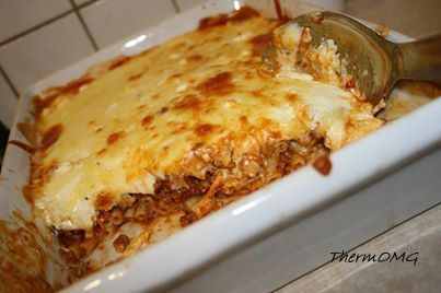 Pastitsio — ThermOMG