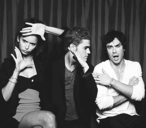 Vampire Diaries. My most recent obsession.
