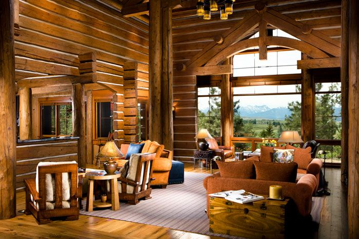 1000 Ideas About Log Cabins For Sale On Pinterest
