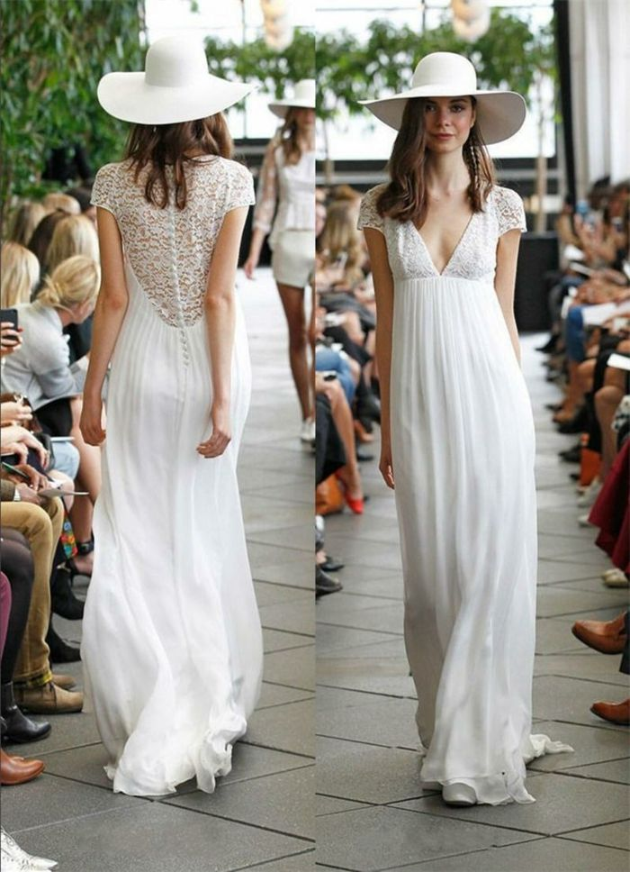 ▷ 1001 + ideas de vestidos ibicencos que te van a encantar
