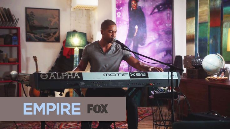 """February 2015 - Fox Network TV series """"Empire,""""Tell The Truth"""" (Feat. Jussie Smollett) from Episode 2: """"The Outspoken King."""""""