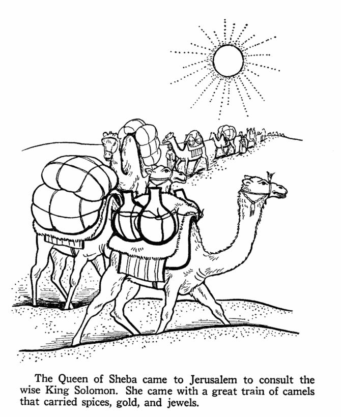 kids coloring pages on wisdom - photo#28