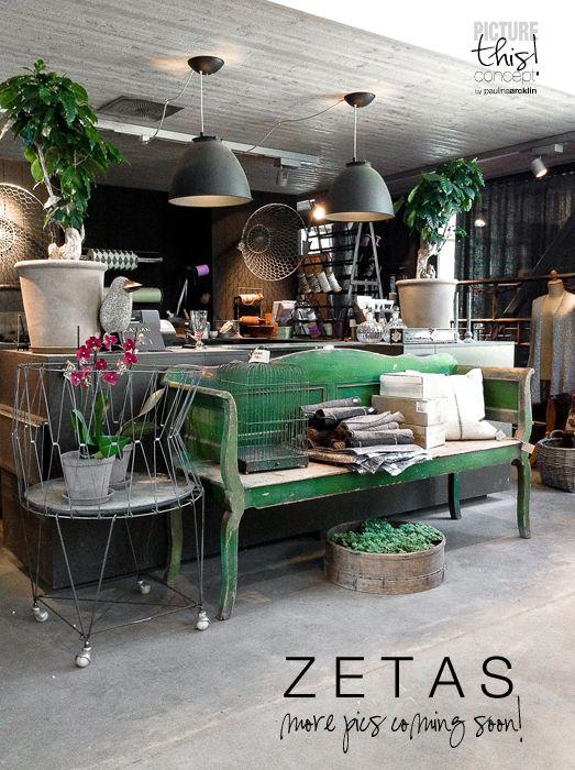 It's my visual life - Paulina Arcklin: Zetas!