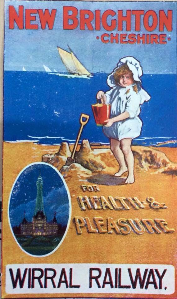 New Brighton poster
