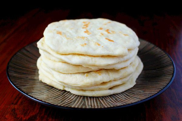 Make thick and fluffy flour tortillas with this easy to follow recipe. Requires no special equipment! Enjoy restaurant style tortillas in your own home!
