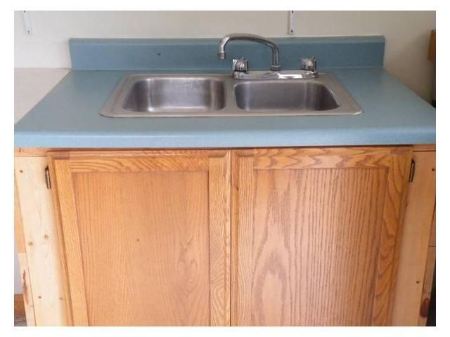 Double Sided Farmhouse Sink : ... like a double sink! Wee Housing Pinterest Double sinks and Sinks