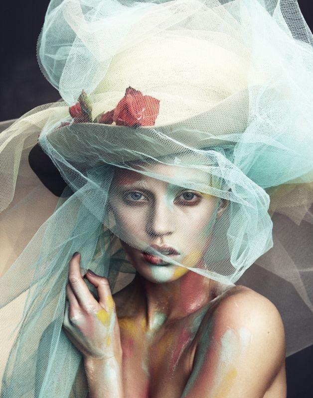 LUNDLUND  Photographer: Benjamin Vnuk, stylist: Nicole Walker