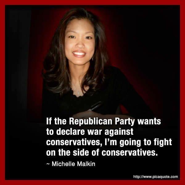 Michelle Malkin Racist Quotes. QuotesGram