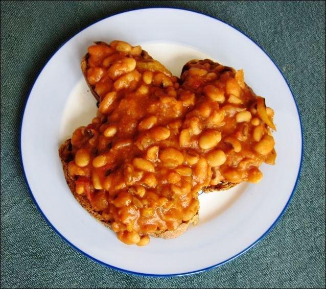 Beans on toast, Beans and Toast on Pinterest