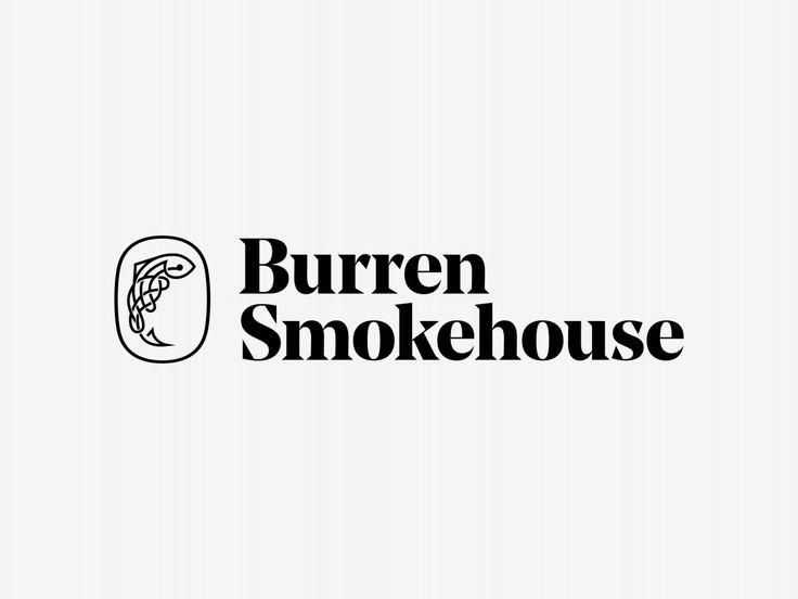 Burren Smokehouse Rebrand - 100 Archive