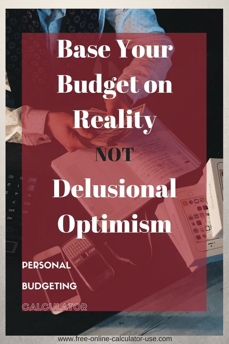 free personal budgeting calculator a real game changer pinterest