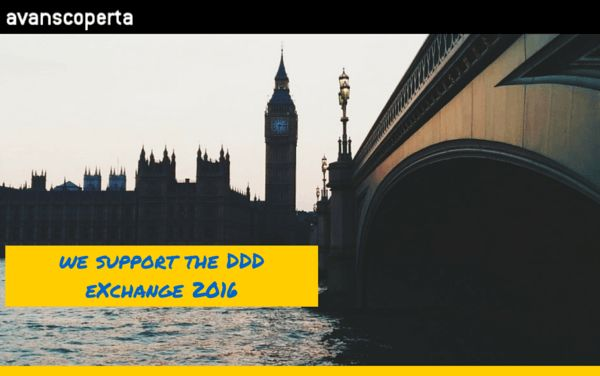 DDD eXchange, eventi in giro per l'Europa e annunci molto cool