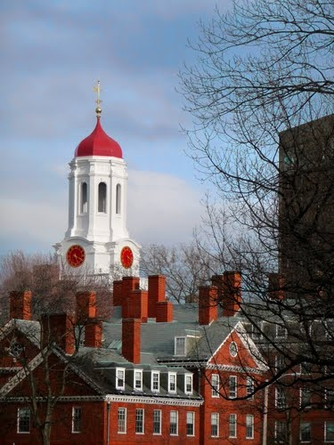 Enduring Beauty of Fair Harvard