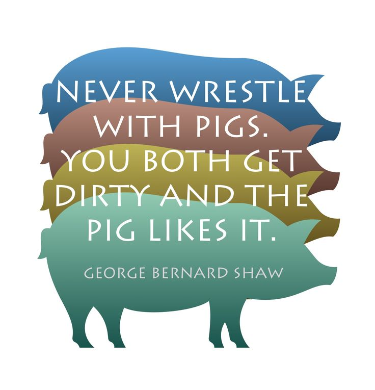 George Bernard Shaw : Quote