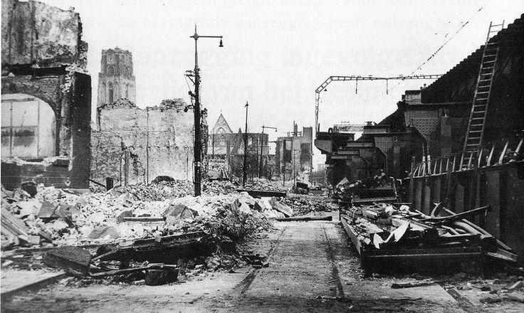 Rotterdam1940/'45 - Westnieuwland