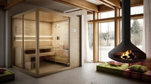 saune finlandesi arja 200x150 cm - teuco