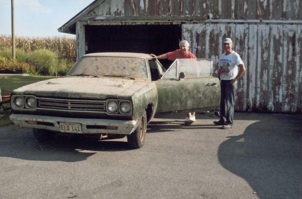 1969 Road Runner Maintenance/restoration Of Old/vintage