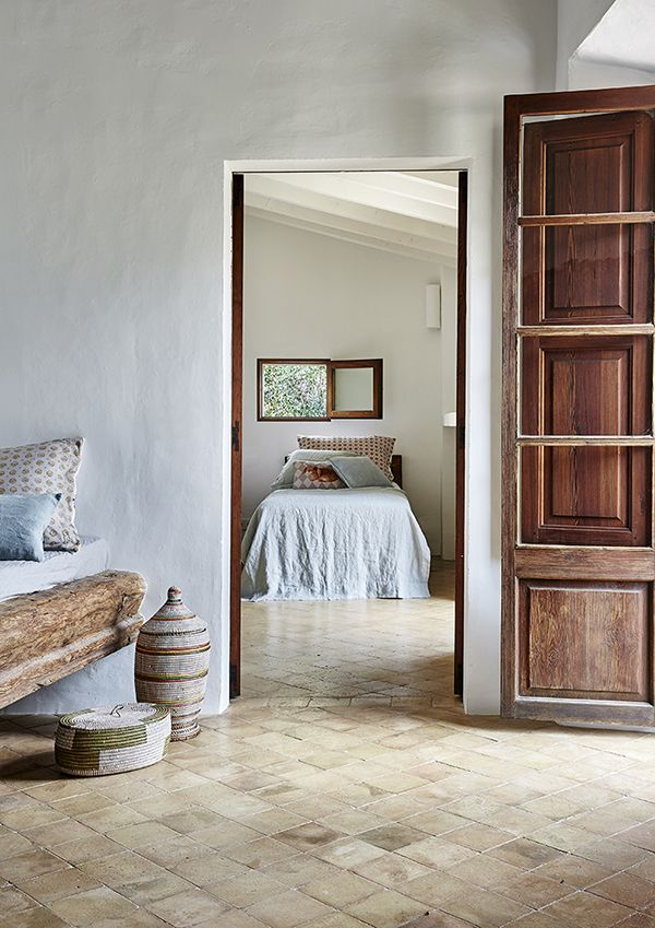 A BEAUTIFUL SUMMER HOUSE ON MALLORCA, SPAIN | THE STYLE FILES