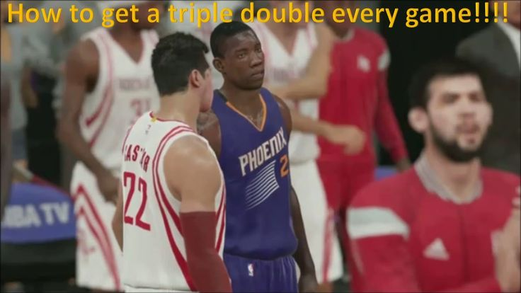 "NBA 2K15 HD My Career - How to get a triple double every game out!!! (nb...  ► Follow me on Twitter https://twitter.com/cassarslaker24 ► Follow me on Twitch: http://www.twitch.tv/cassarslakers24   Sponsored by CinchGaming - Use Code ""Cassar24"" for 5% Discount! http://cinchgaming.com/  Subscribe For More NBA 2K15 MyCAREER Gameplay! http://goo.gl/5Bzp83  Keep Up With My NBA 2K15 My Career Series: http://goo.gl/6xYDb3  ► Like me on facebook: goo.gl/Lhwbww ► Follow me on instagram…"