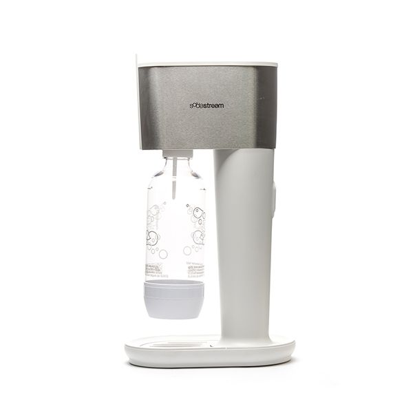 Make your own summer beverages with the SodaStream PURE starter kit.