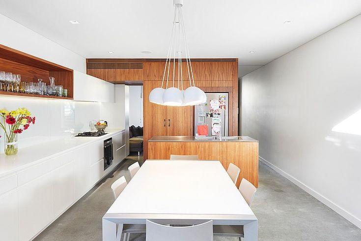 Open House | Elaine Richardson Architect #dining