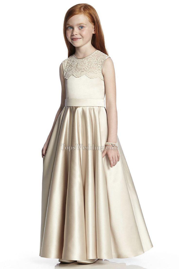 Jordan fashions flower girl dresses l236