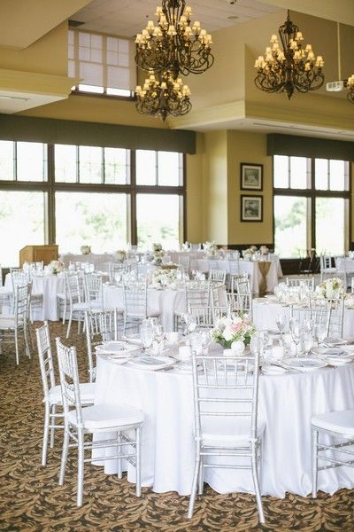 Karly and Tyler's Charming Wedding at Deer Creek Golf Club