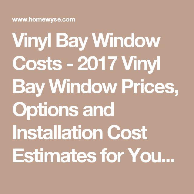 25 best ideas about Window Cost on Pinterest