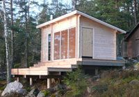 Friggeboden – din mest flexibla byggnad | Lusthus & friggebodar | Gör