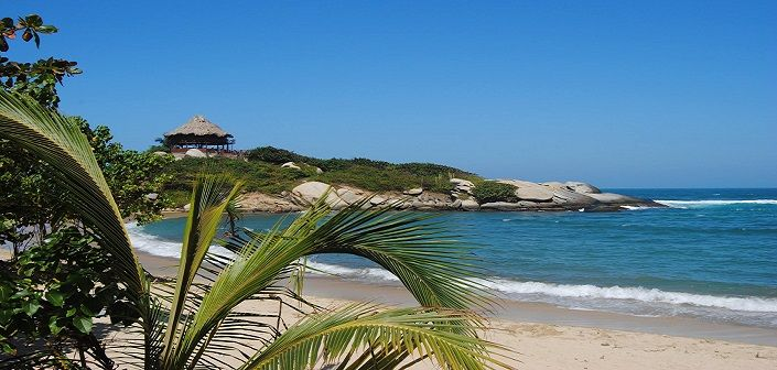 Cabo San Juan #tayronapark #colombia