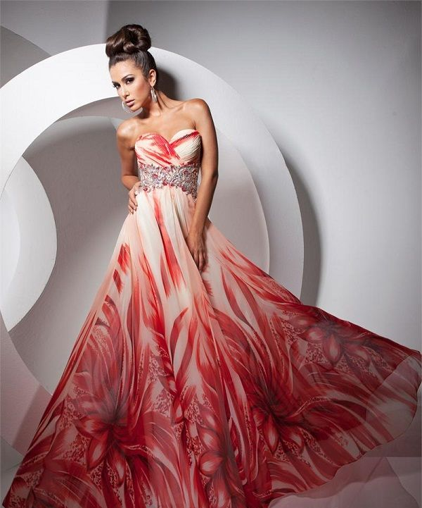 DCTB113716B evening dress1 PRINTS... Rock them or Ditch them?