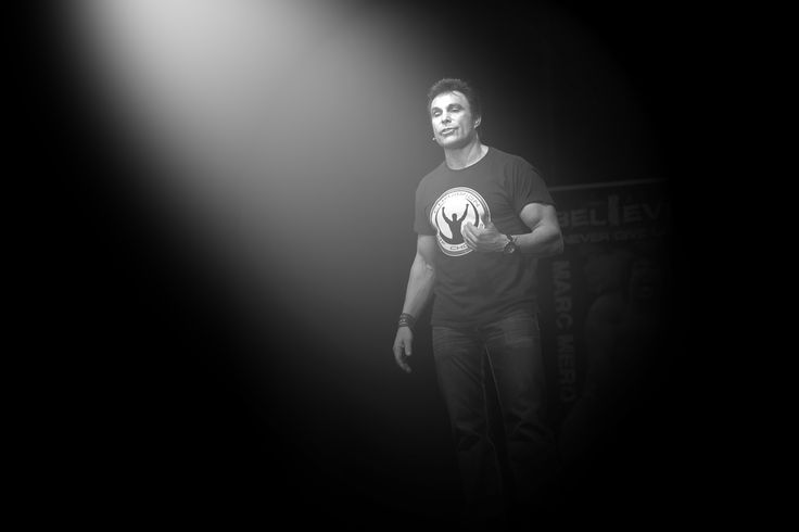 Champion of Choices | Anti Bullying Speaker | Marc Mero