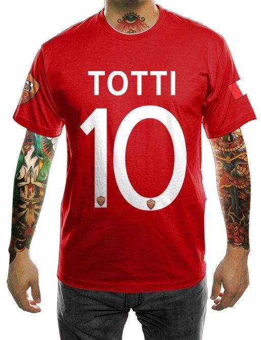 #Totti #AsRoma #Italia #Legend #UltrasIDClothes @Ultras_co_id #Jakarta #Indonesia SMS/WA/Line +628888526003