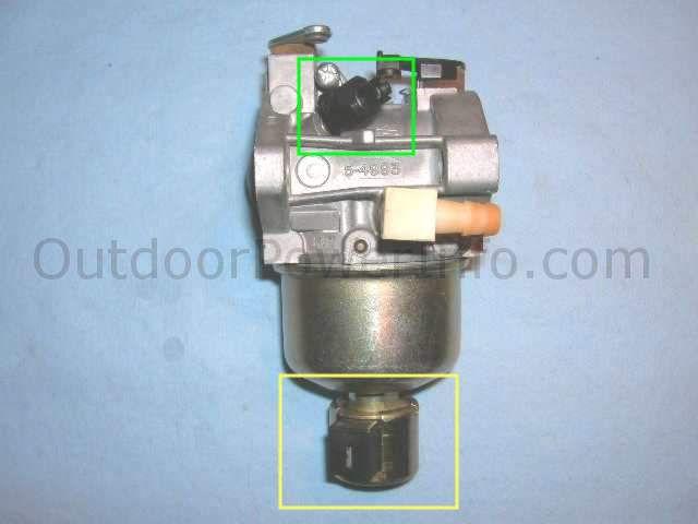 Briggs and Stratton / Walbro LMT Carburetor - Walbro LMT