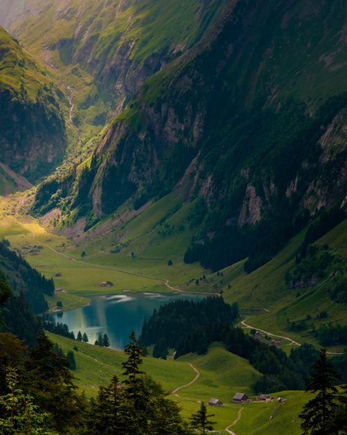 Appenzeller land, Switzerland