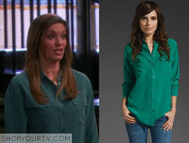 Bianca Kajlich Fashion, Clothes, Style and Wardrobe worn on TV Shows | Shop Your TV