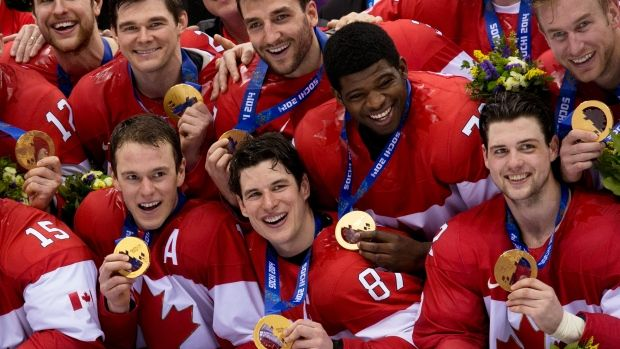 Canada wins gold! Day 16 at Sochi  In a thrilling gold medal game, Team Canada beat Team Sweden