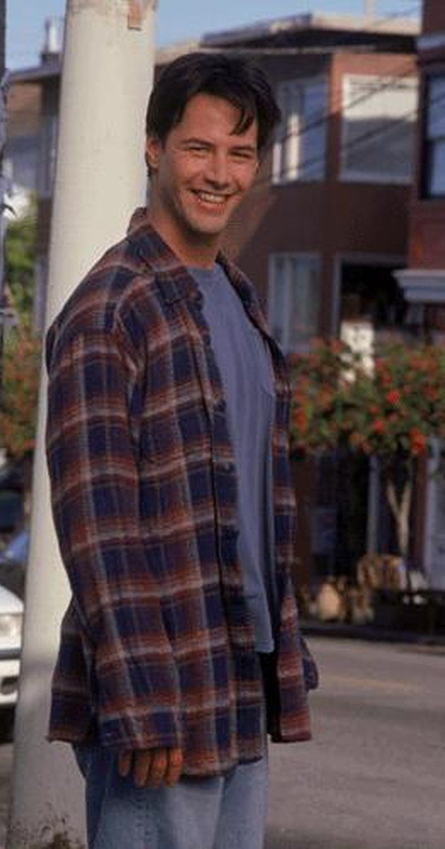 Keanu Reeves (Nelson Moss) - Sweet November (2001)