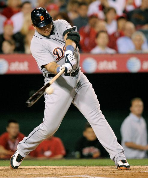 Miguel Cabrera Photos - Detroit Tigers v Los Angeles Angels of Anaheim - Zimbio