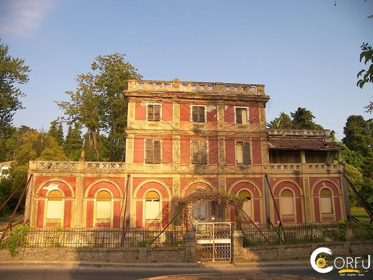 Mansion Villa Rossa: The old mansion of Villa Rossa started construction in 1864 by the painter Nicholas Aspioti . Ιt is a gem in the rich collection of Corfu . The ar...