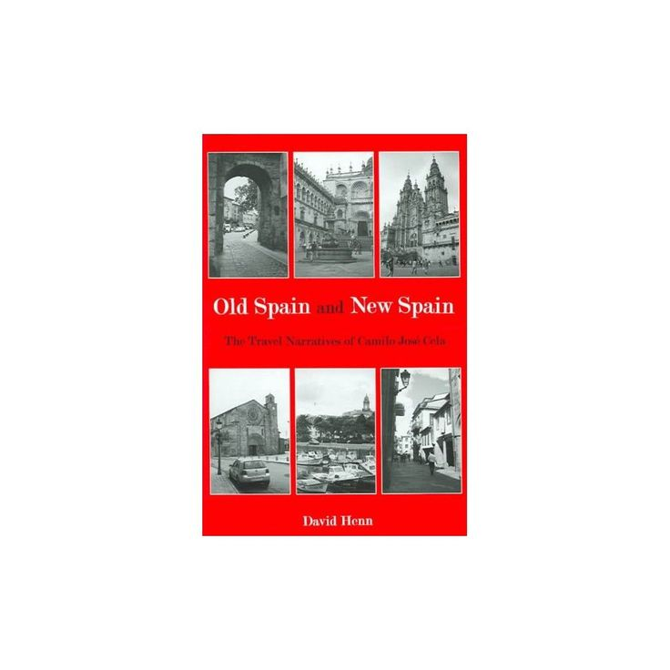 Old Spain and New Spain (Hardcover)
